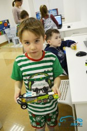Робототехника детки 3-6 лет