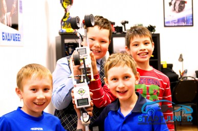 Соревнования по робототехнике