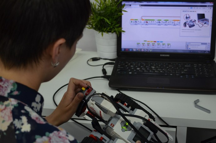 Уроки робототехники